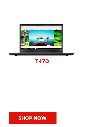Featuring ThinkPad T470